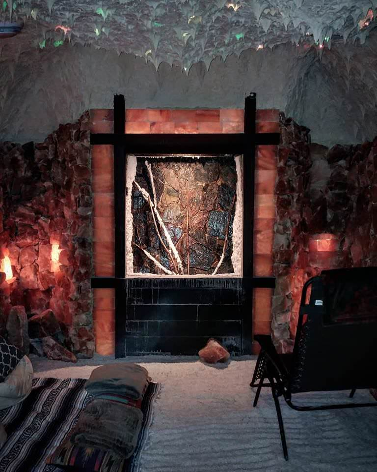 Ellicottville Salt Cave Amp Spa